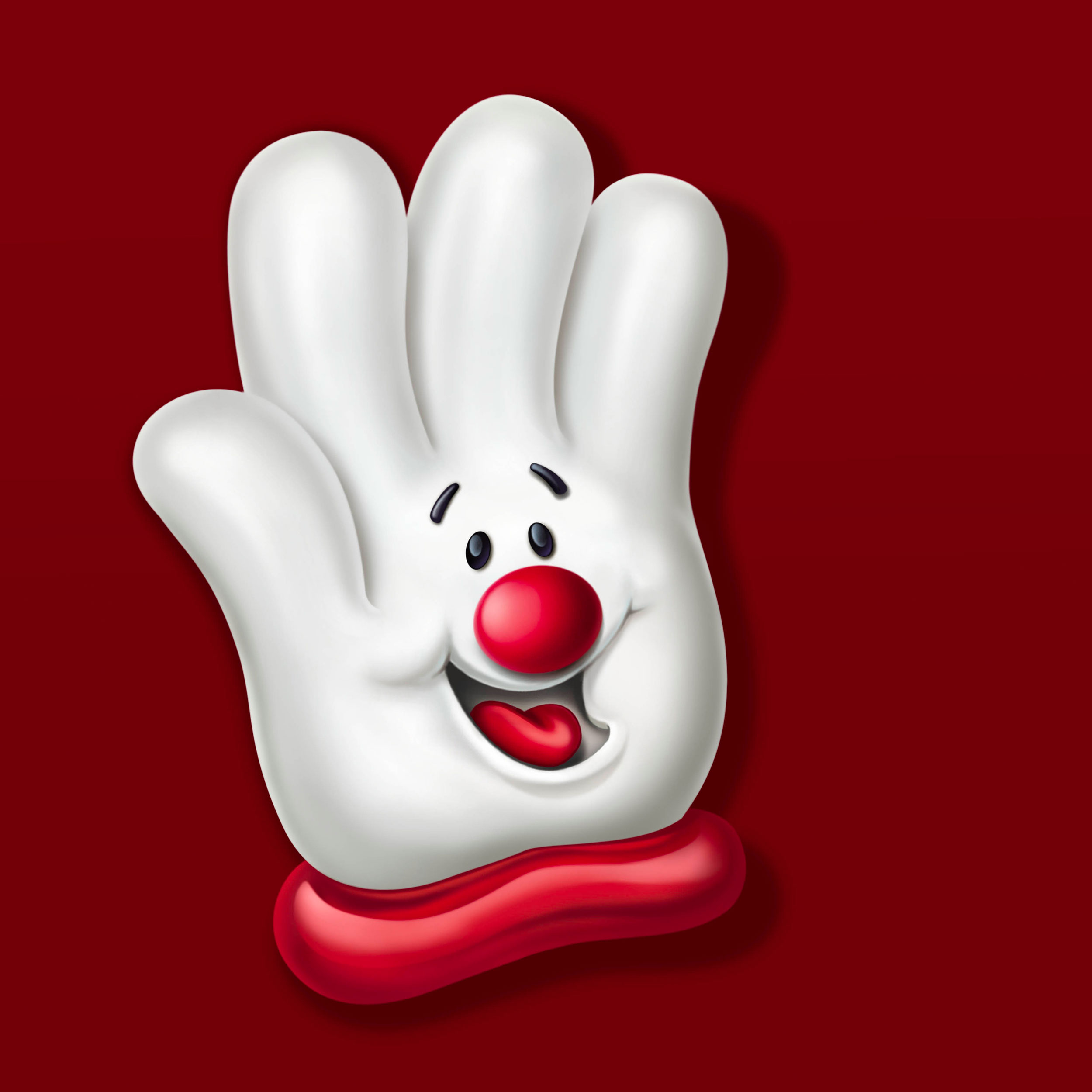 mike wepplo photoreal photography hamburger helper glove
