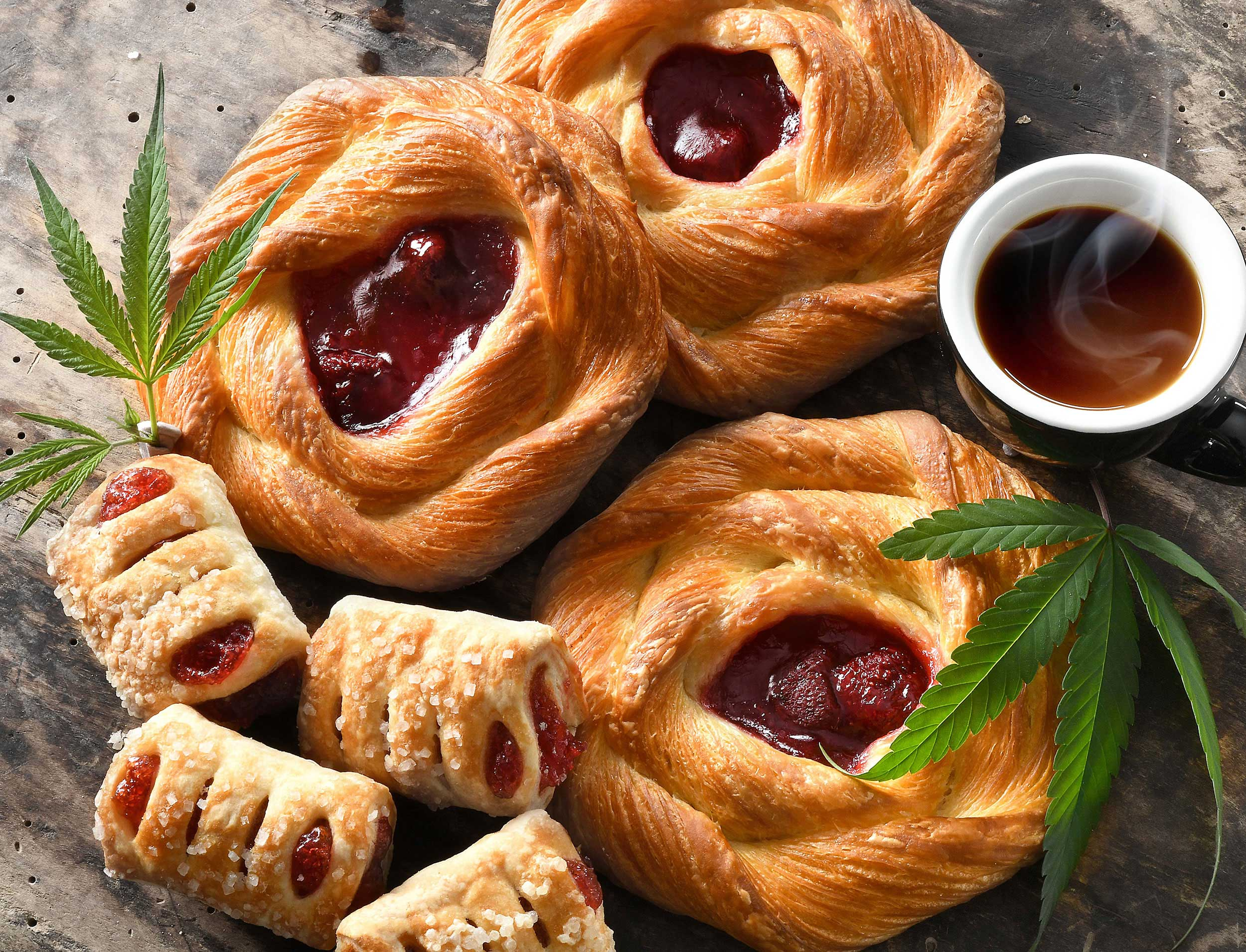 Pastries-with-Marijana-Leaf