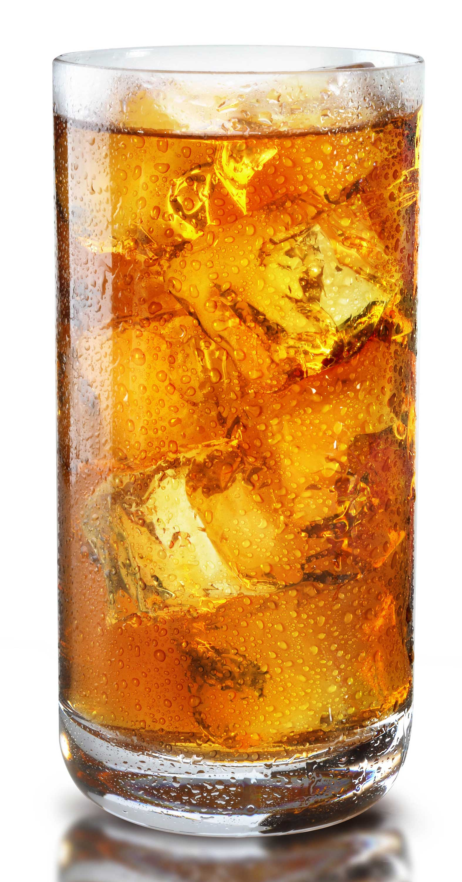 mike wepplo photoreal photography ice tea in glass