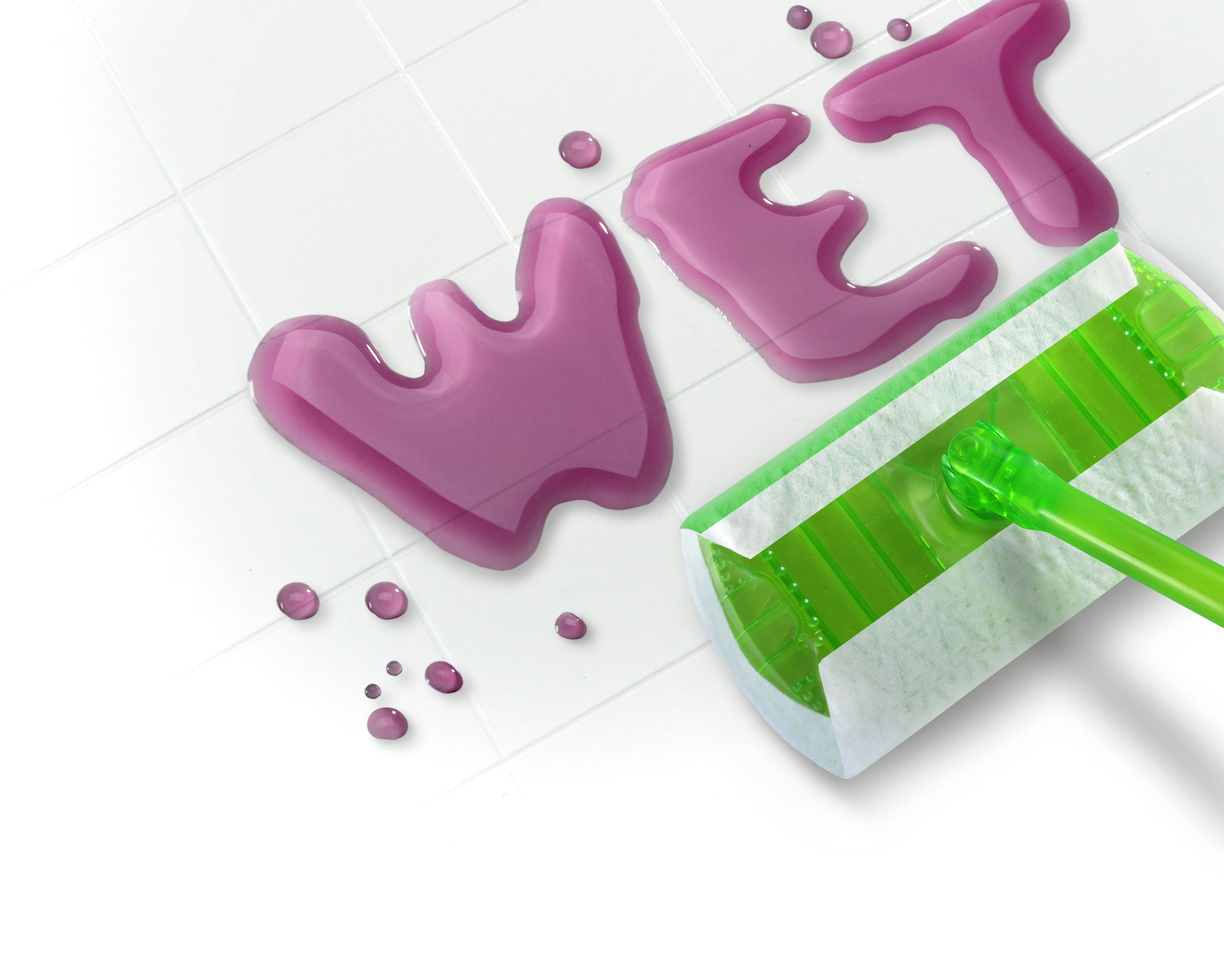 mike wepplo photoreal photography swiffer wet jet mop